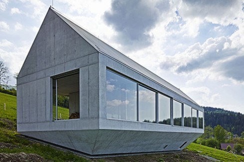 Contemporary Polish Home Presented At Architecture Week In