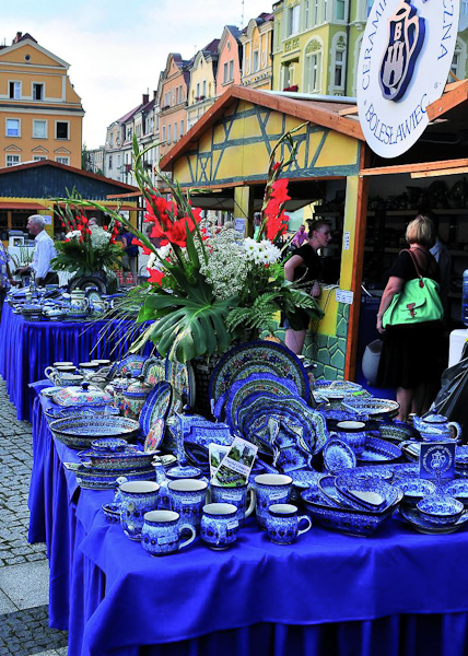 19th Polish Pottery Festival In Bolesławiec Link To Poland