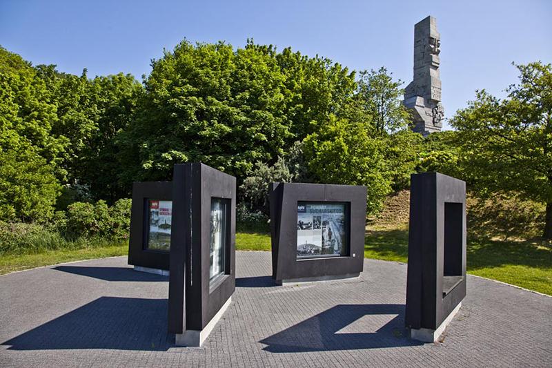 'Westerplatte: A spa – a bastion – a symbol' exhibition.