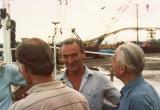 Janusz Wscieklica i Jacques Y. Cousteau