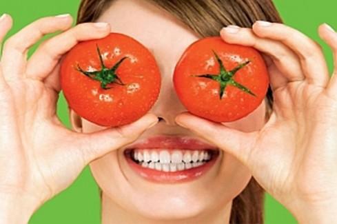pomidorowe oczy