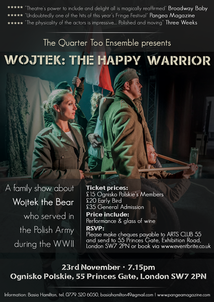 Wojtek-happy warrior