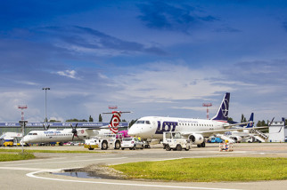 chopin airport-marzec