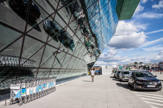iberia-krakow airport