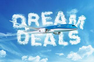 Dream Deals_wielka promocja Air France KLM