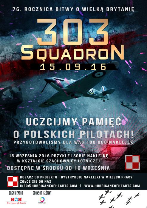 szachownica -polscy lotnicy