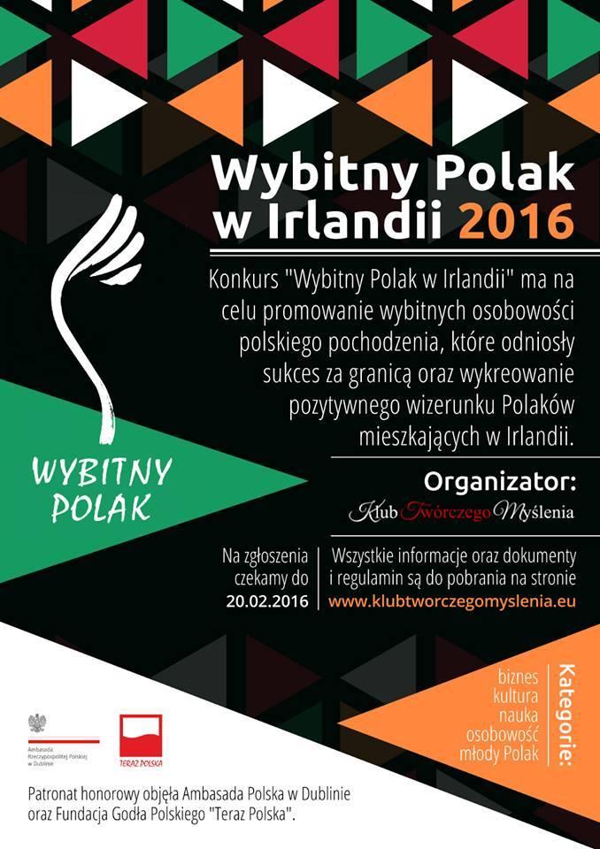 wybitny-polak-w-irlandii-poster